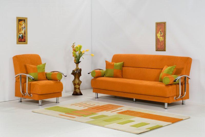 Оранжевая гостиная (44)