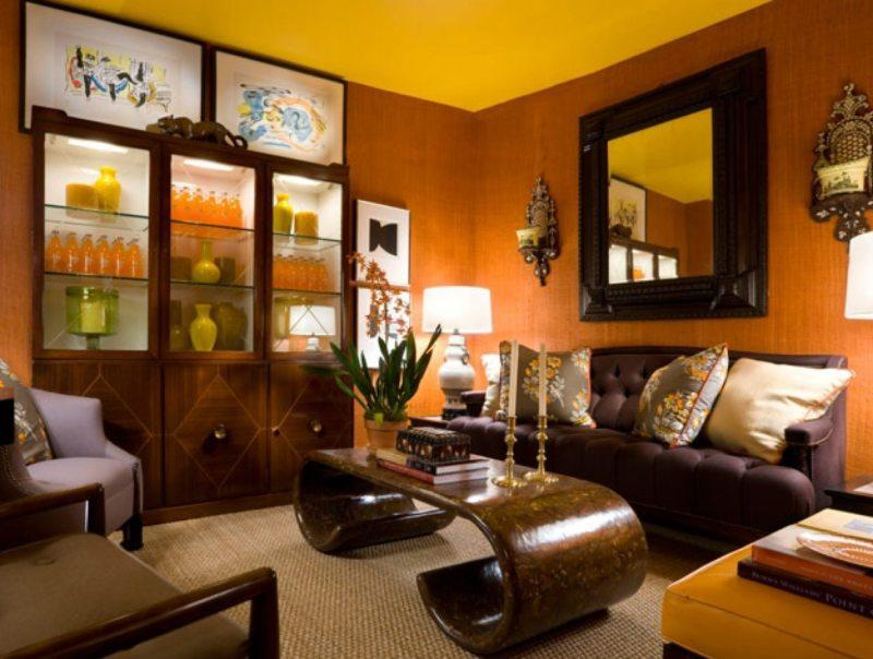 Оранжевая гостиная (23)