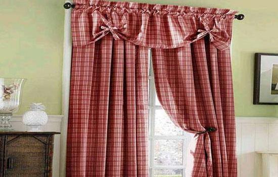 стильные шторы для спальни