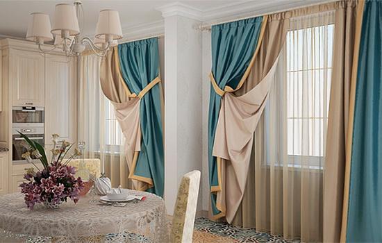 стильный дом шторы