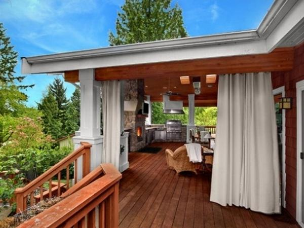 габардиновые плотные шторы