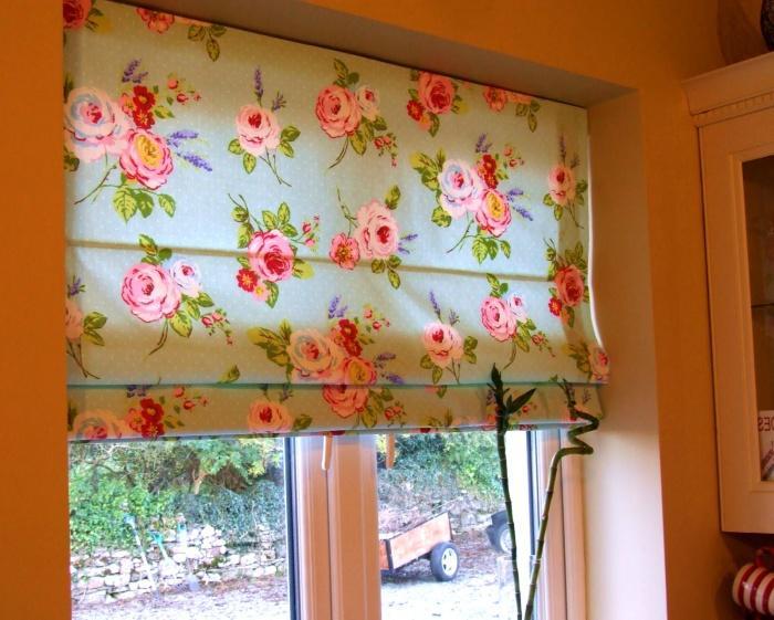 Ткань штор