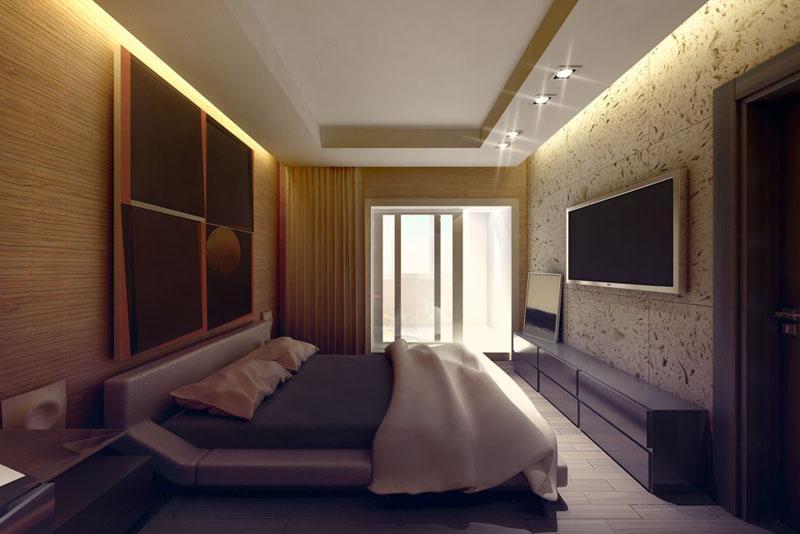 дизайн маленькой спальни в хрущевке фото