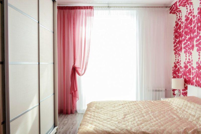 Занавески в спальню (34)