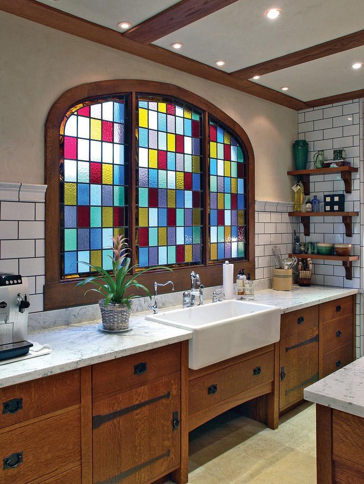 Фото № 2: Обойдемся без штор? Как декорировать окна: 15 идей оформления