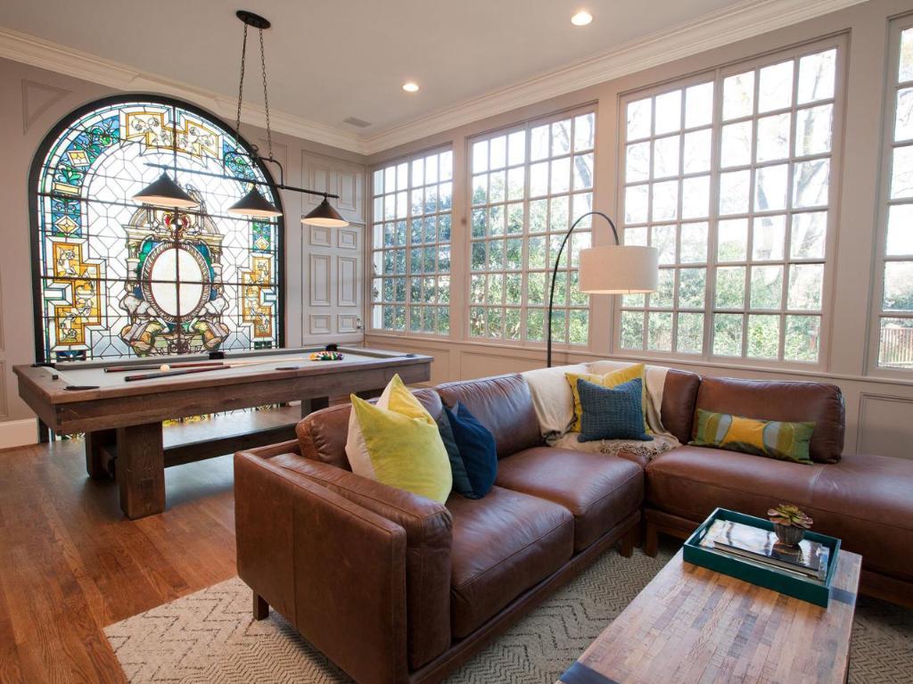 Фото № 4: Обойдемся без штор? Как декорировать окна: 15 идей оформления