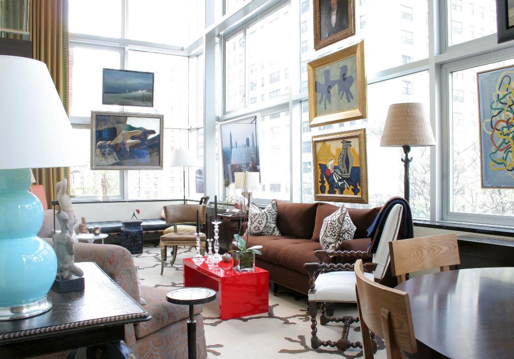 Фото № 8: Обойдемся без штор? Как декорировать окна: 15 идей оформления
