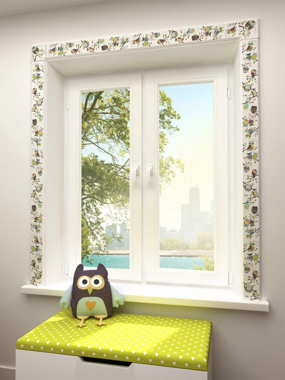 Фото № 10: Обойдемся без штор? Как декорировать окна: 15 идей оформления