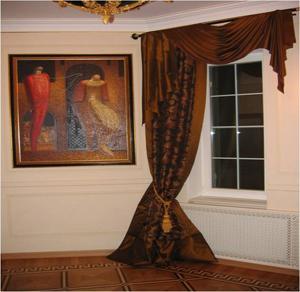 Пример наших штор в Ростове-на-Дону