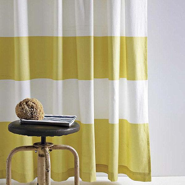 Жёлтые занавески