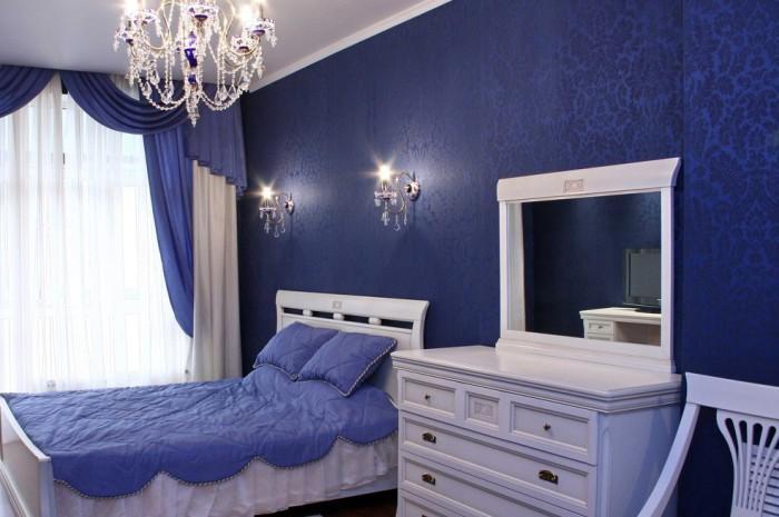 Роскошная большая спальня