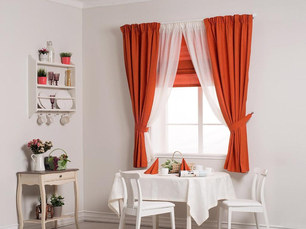 Фото № 3: 25 вариантов штор для гостиной: выбираем правильно