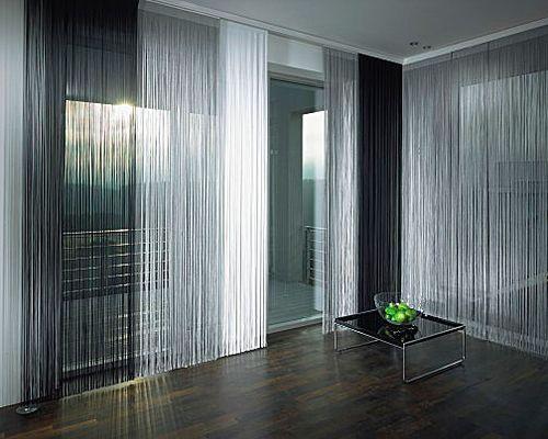 Выбираем шторы лапша