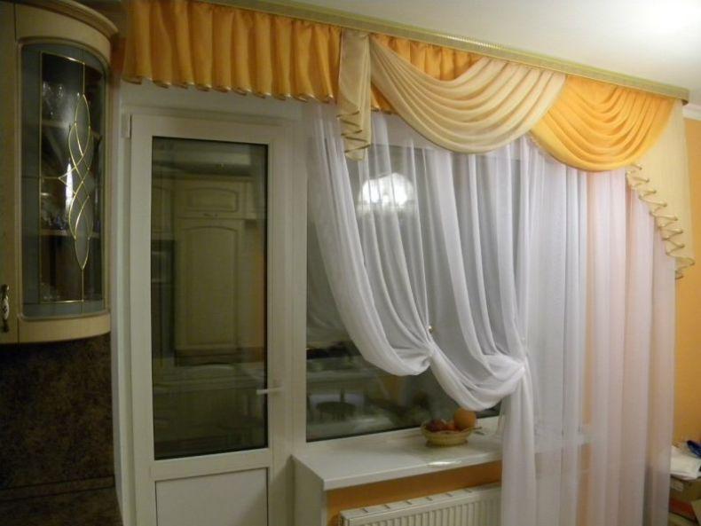 балконной двери 2