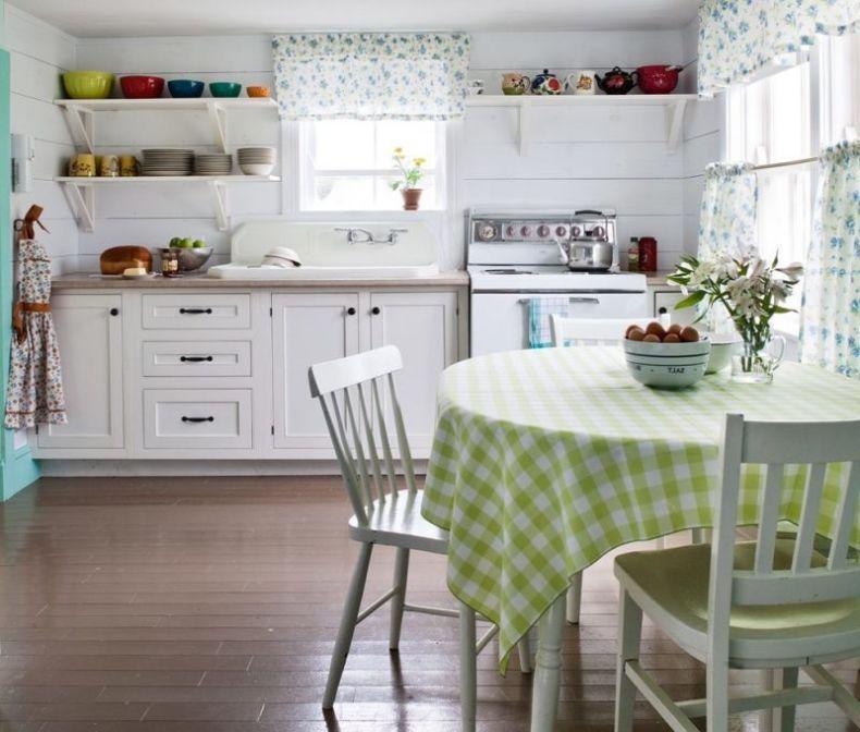 Шторы для кухни 102