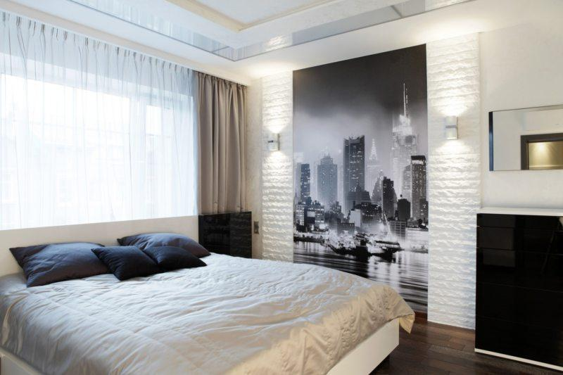 Black and white bedroom 9 (6)