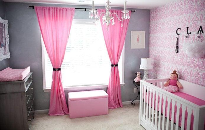 комната девочки