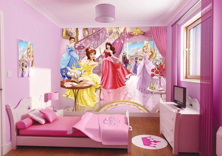шторы для девочек 4 года