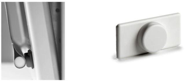 магнит для мини рулонных штор