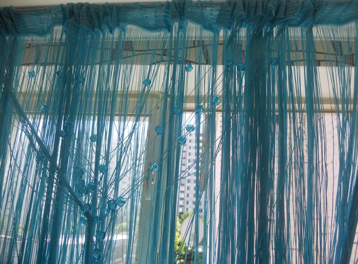 Кисея шторы запутались фото