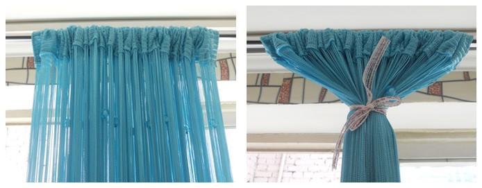 Как постирать шторы кисея фото