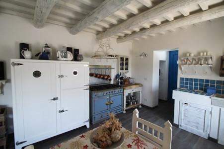 Выбор палитры для оформления интерьера кухни