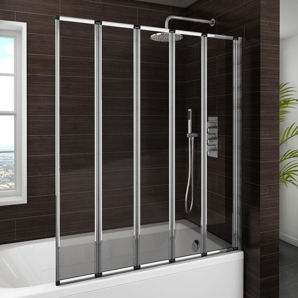 haro-folding-bath-screen-1200mm-wide-5-fold-concertina-n-lrg