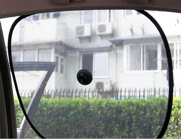 Экраны солнцезащитные автомобильные