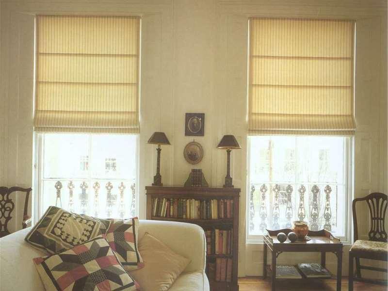 римские шторы классическое решение
