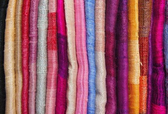 натуральная ткань на шторы