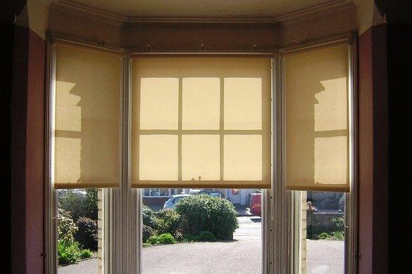 Хорошая защита на окнах - отсутствие проблем с жарой