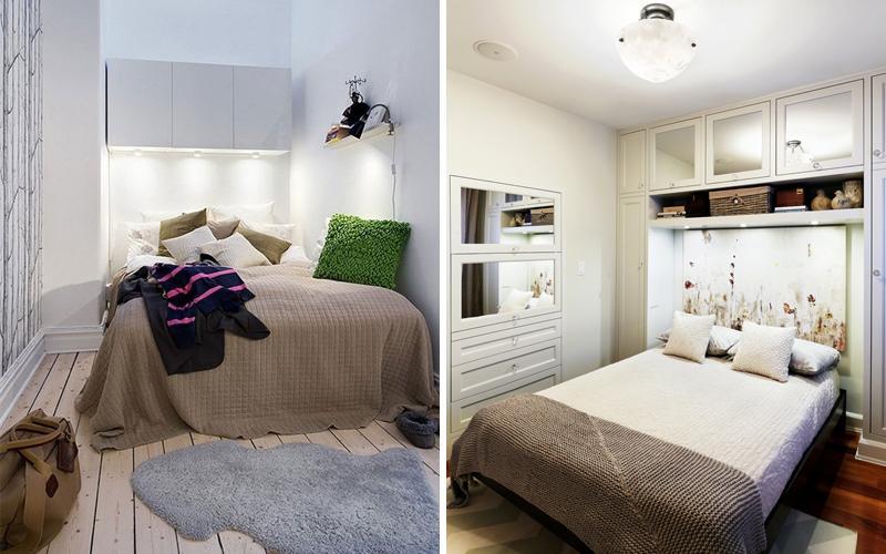 Особенности дизайна комнаты без окна