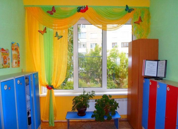 шторы для детсада