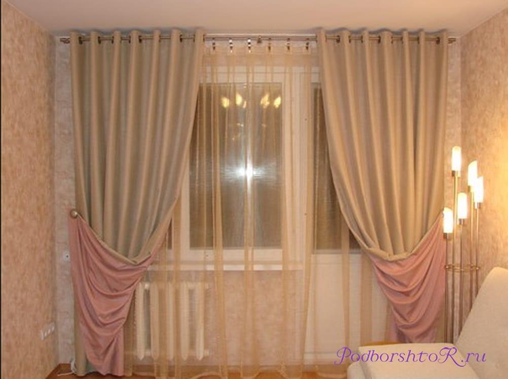 Оригинальное оформление окна