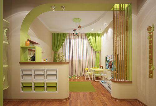 zelenye-shtory-v-detskuyu_4