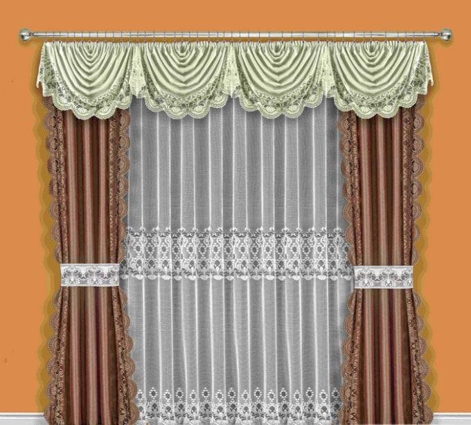 шторы Wisan в спальню