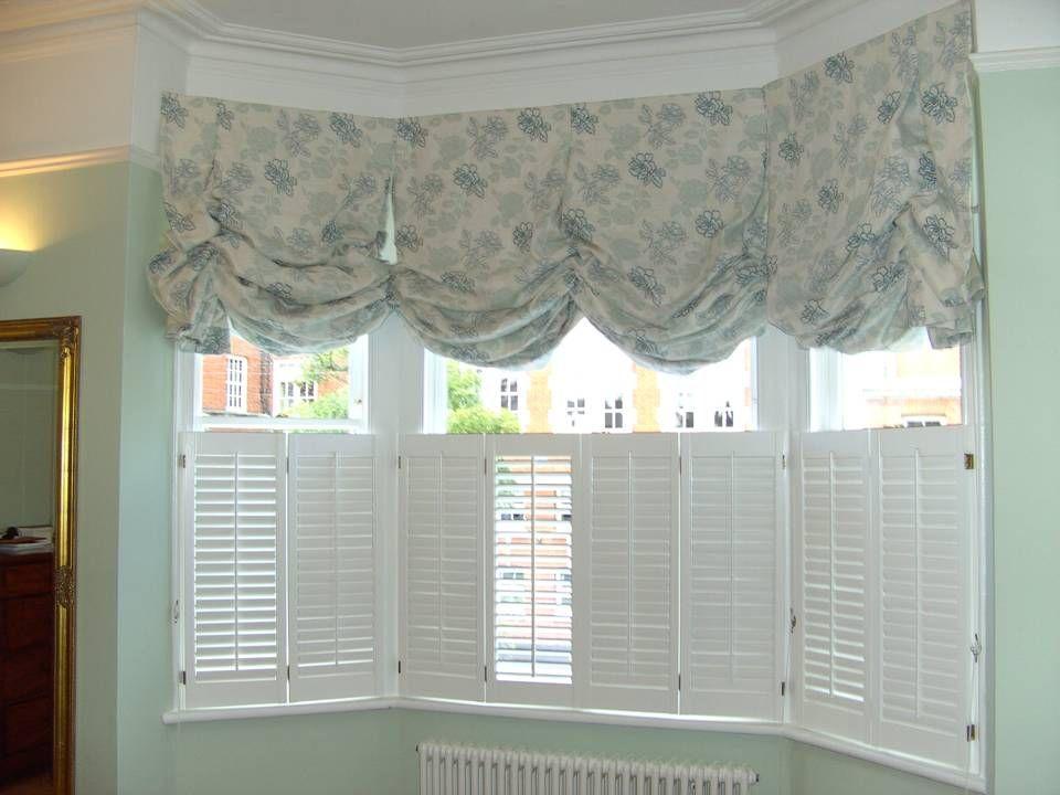 Английские шторы – изысканная классика