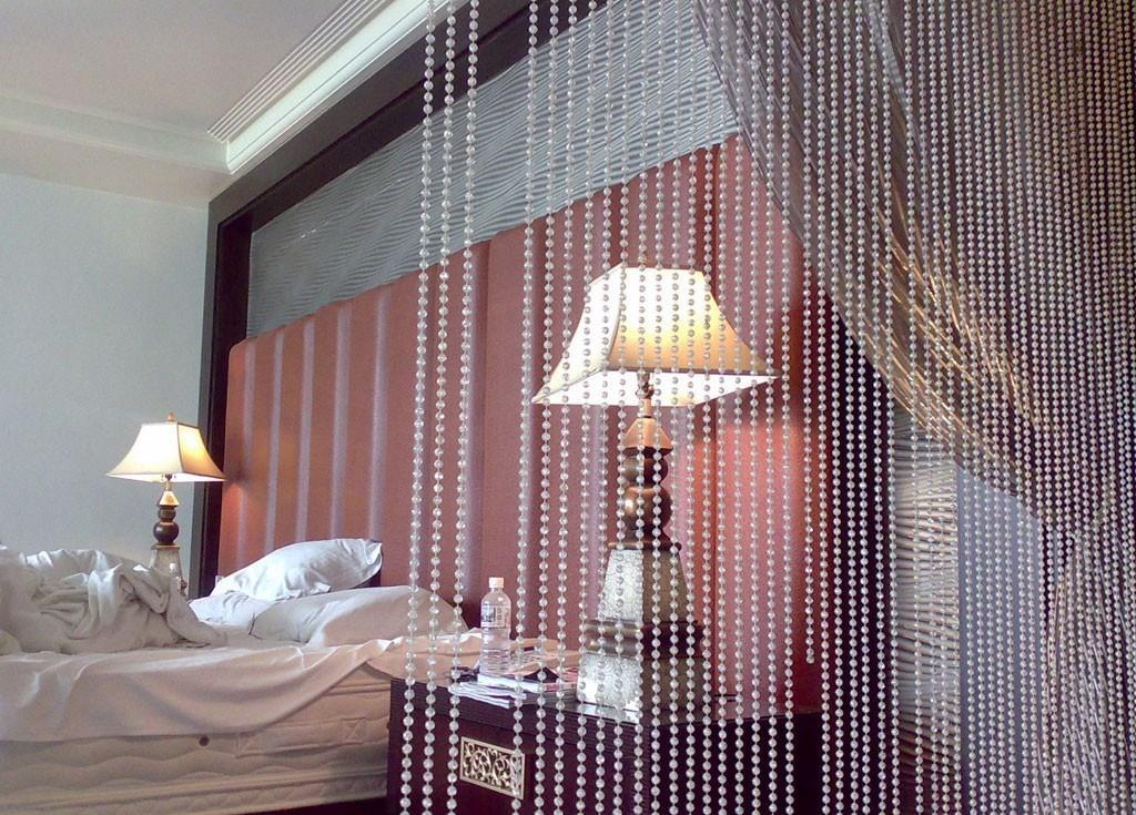 В какую комнату подойдут нитяные шторы