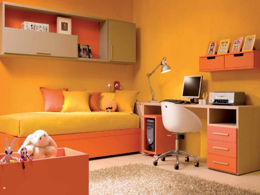 Фото № 15: Горчичный цвет в интерьере квартиры: 20 ярких идей