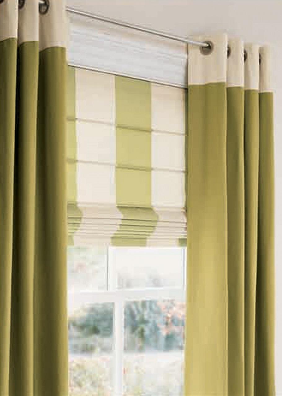 Плиссированные шторы на скошенные окна