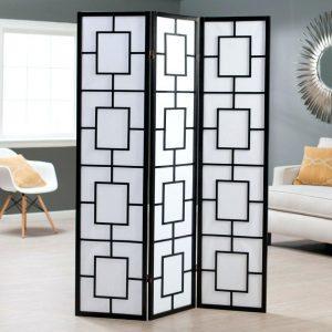 Ширма для комнаты - практичное декоративное украшение интерьера