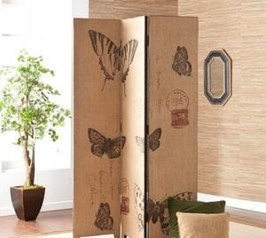 Ширма для комнаты как элемент декора