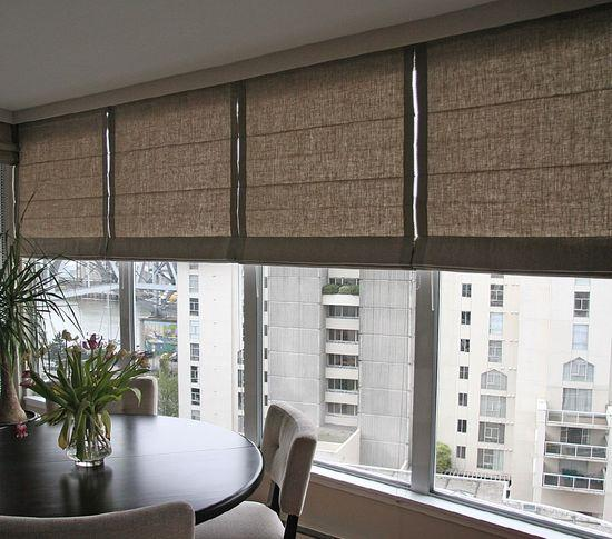 Ткань для римских штор