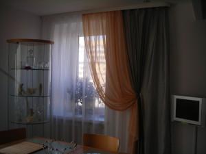 идея асимметричных штор
