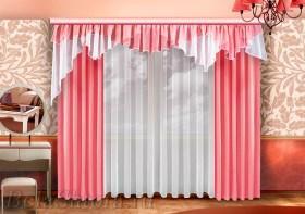 Шторы для гостиной и спальни Аквила