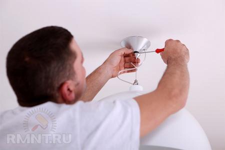 Как сделать натяжной потолок изткани своими руками