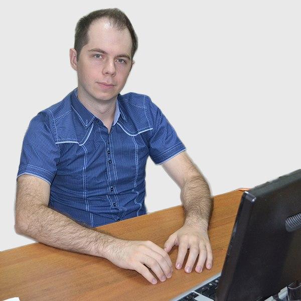 Менеджер по приему заявок Бажутов Александр