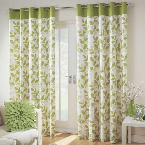 Оливковые шторы