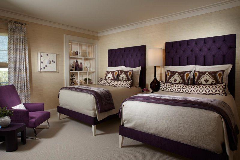Purple bedroom (1)