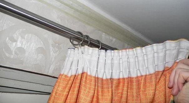 лента для шторы